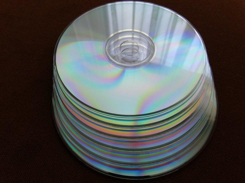 unidades de CD DVD
