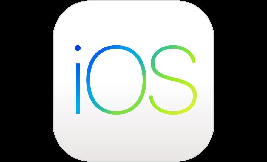 Logo de iOS