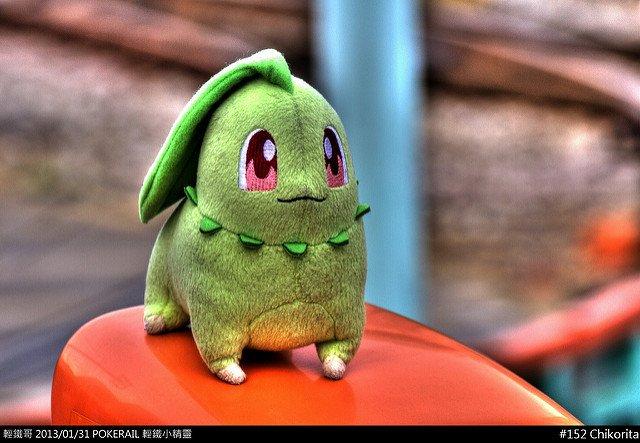 Pokémon Chikorita