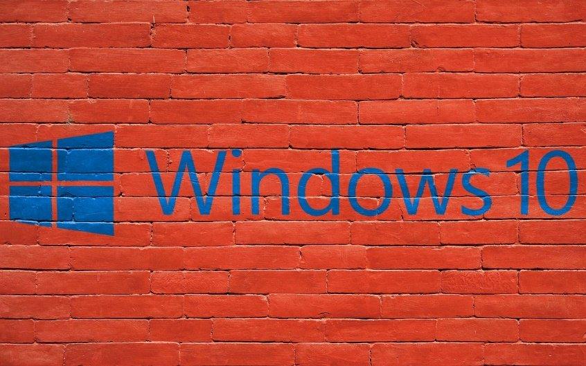 Logo de Sistema Operativo Windows 10