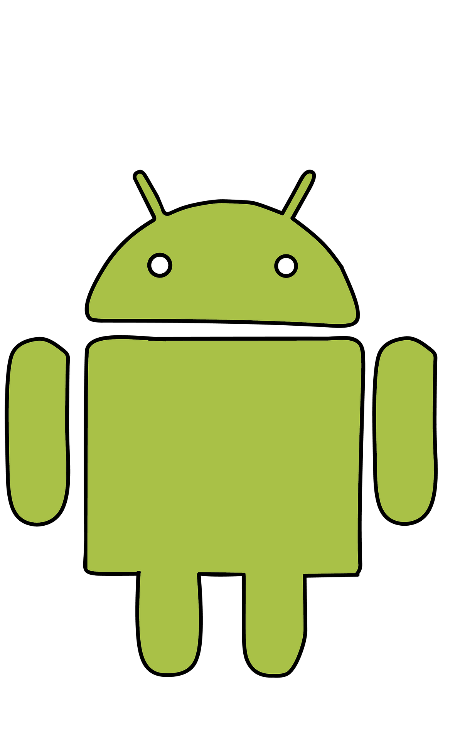 Logo de Sistema Operativo Android