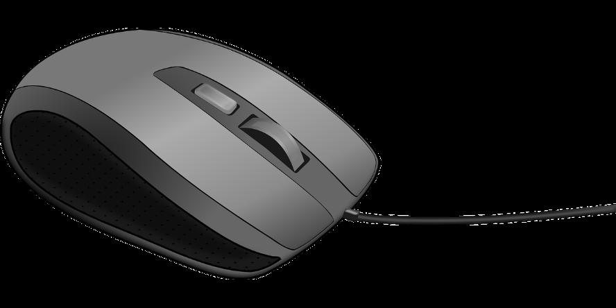 Ratón con cable