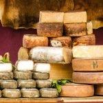 Tipos de queso de cabra