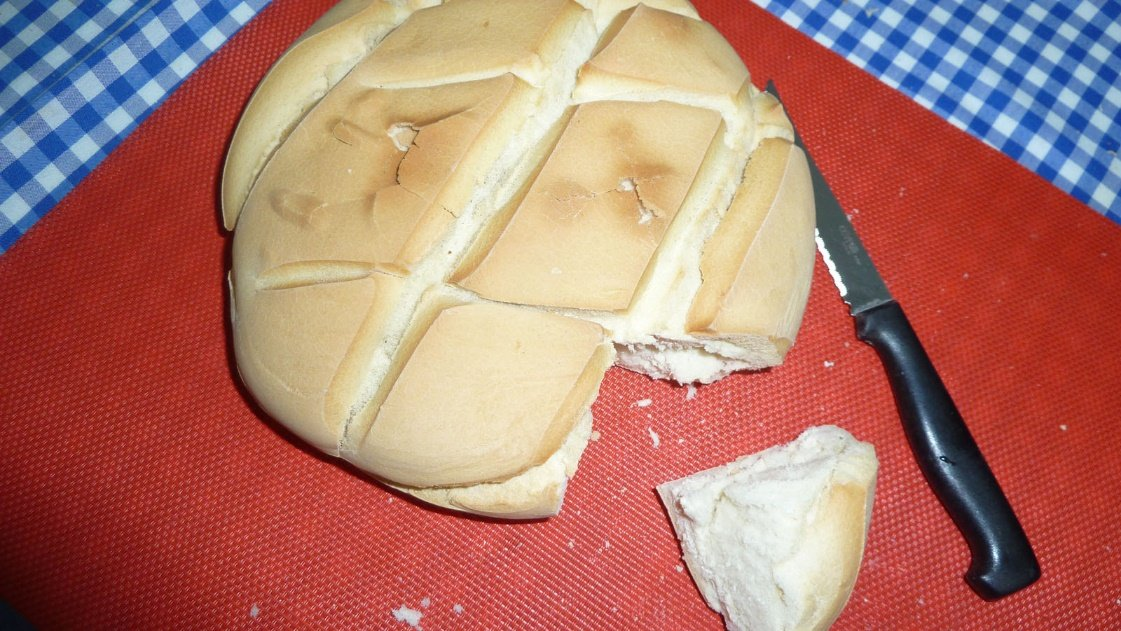 Pan bregado